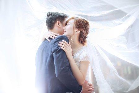白白要結婚了 (台南推薦婚紗照)