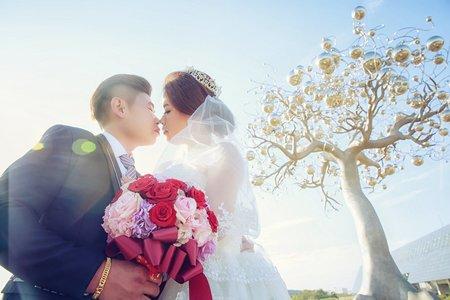 天沅&依芳 我們結婚了 (台南推薦婚禮記錄)