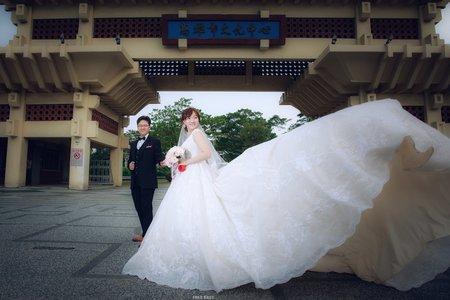 坤福&嬿華 我們結婚了 (台南推薦婚禮記錄)