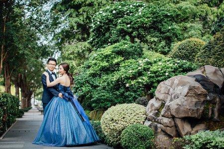 宗展&亭珽 我們結婚了 (台南推薦婚禮記錄)