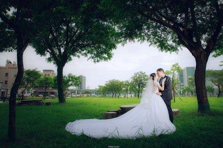 介志&智麗 我們結婚了 (台南推薦婚禮紀錄)