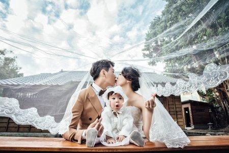 泳俊&芸峨 我們結婚了 (自助婚紗照)