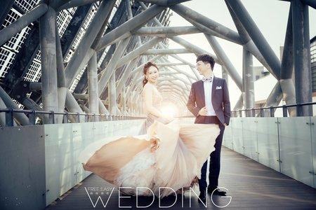 **柏廷&姵伶** 我們結婚了 (台南婚禮記錄)