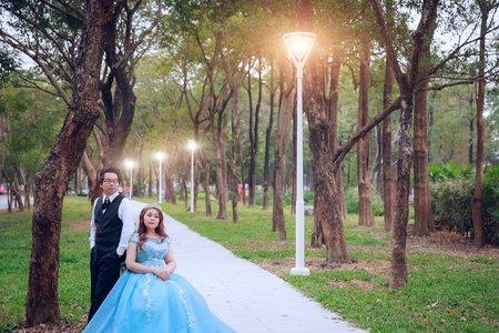 **家誠&琦君 我們結婚了** (台南婚禮記錄)