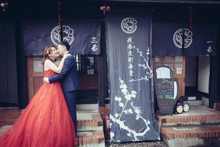 **嘉豪&品蓁 我們結婚了**  (台南婚禮記錄)