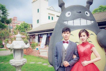 *** 沿書&芝瑄 我們結婚了 *** (台南婚禮記錄)
