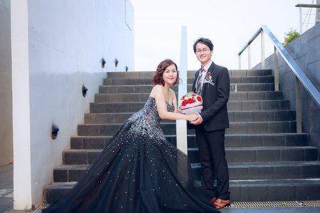 *** 宏圖&儀群 我們結婚了 *** (婚禮攝影)