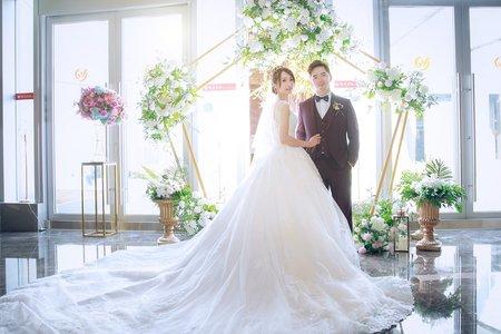 *** 彥忠&淨文 我們結婚了 *** (婚禮記錄)
