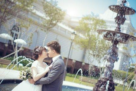 **文益&毓庭 我們結婚了** (自助婚紗)
