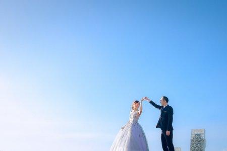 *** 振光&秀蘭 我們結婚了 *** (婚禮記錄)