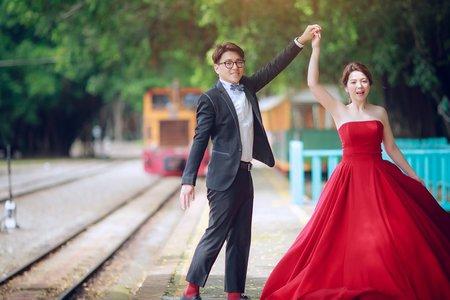 ** 士濠&淑琦 我們結婚了 ** 婚禮記錄