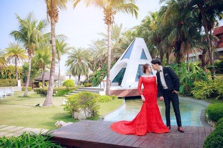 ** 植友&姵伃 我們結婚了 ** 迎娶記錄