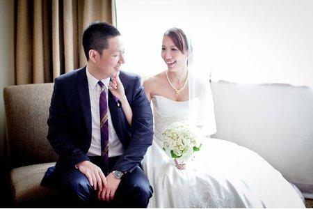 台北喜來登飯店婚宴-Hill&Kat