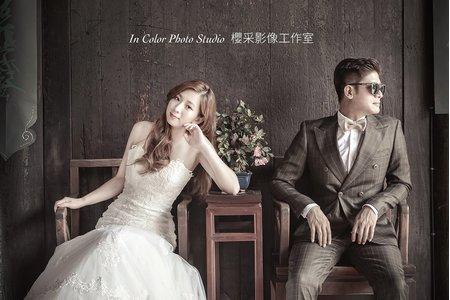 自助婚紗-淡淡韓式風情。