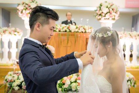 婚禮紀錄 | 台中蒙恩教會