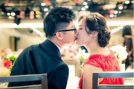 婚禮紀錄 |  新莊典華