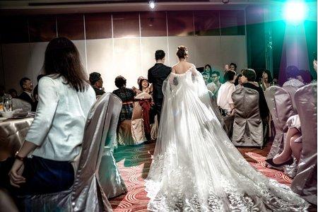 婚禮紀錄 | 台北晶宴會館