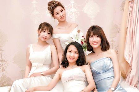 時尚唯美風格 | 台中寶麗金婚宴會館