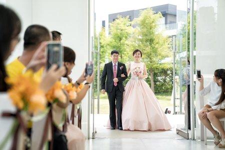 婚禮紀錄 | 台中心之芳庭