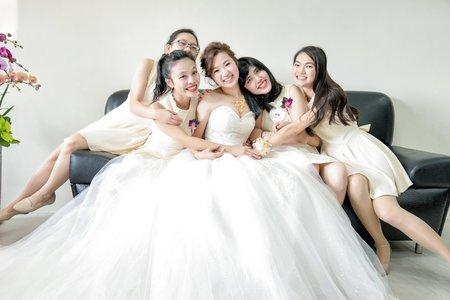 婚攝喬治 | 時尚唯美風格 |  台中林皇宮