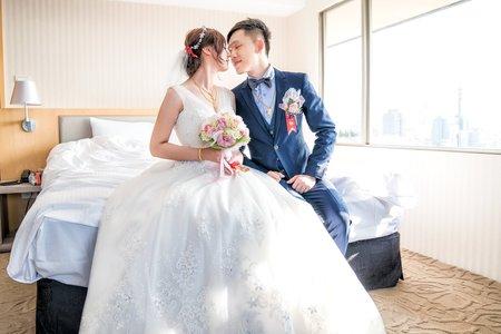 婚攝喬治 | 時尚唯美風格 |  大里菊園&愛麗絲飯店
