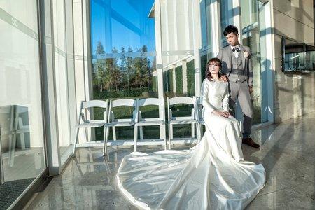 婚攝喬治 | 時尚唯美風格 | 心之芳庭