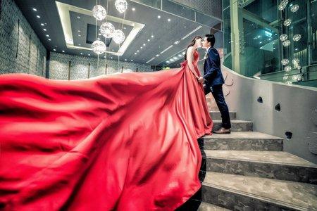 婚禮紀錄 | 時尚唯美風格 | 台中展華會館