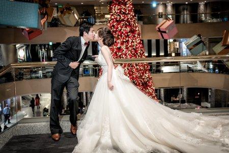 婚攝喬治 | 時尚唯美風格 | 台北晶華酒店