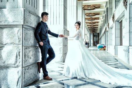 婚攝喬治   乾淨透亮-時尚唯美   台中葳格國際