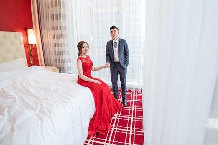婚攝喬治   乾淨透亮-時尚唯美   台中林酒店