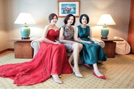 婚攝喬治   乾淨透亮-時尚唯美   台中長榮桂冠酒店