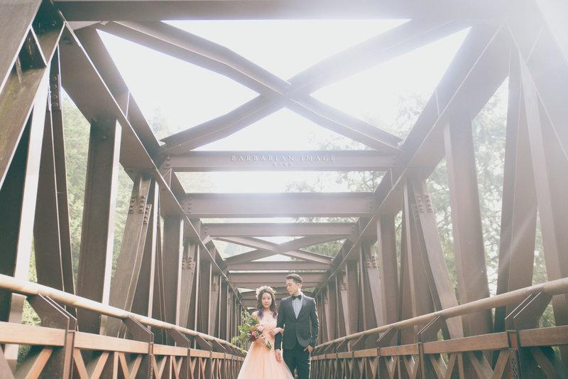 野人寫真 | 阿里山婚紗