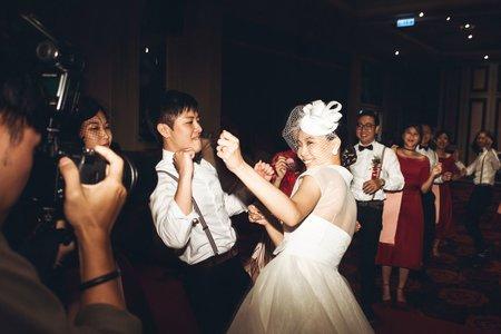 婚禮紀實    野人寫真 - PARTY