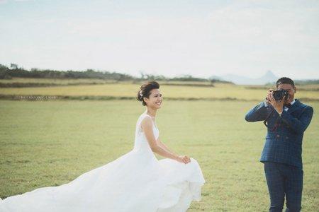 野人寫真 | 婚紗造型+攝影包套