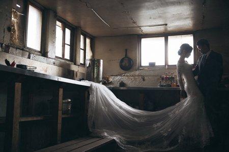 野人寫真 | 風格婚紗 - 雪山