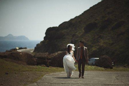 野人寫真 | 風格婚紗 - 人之島