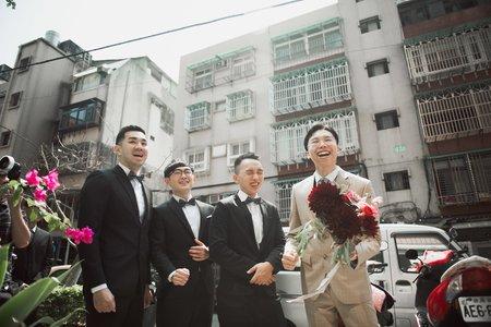 婚禮 | Let's begin 迎娶闖關篇