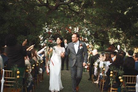 婚禮 | Let's begin 戶外證婚篇
