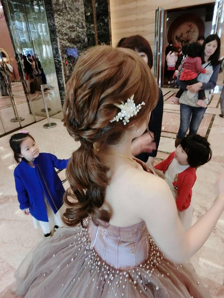 (編號:199418) - Beautiful makeup新秘培培 - 結婚吧