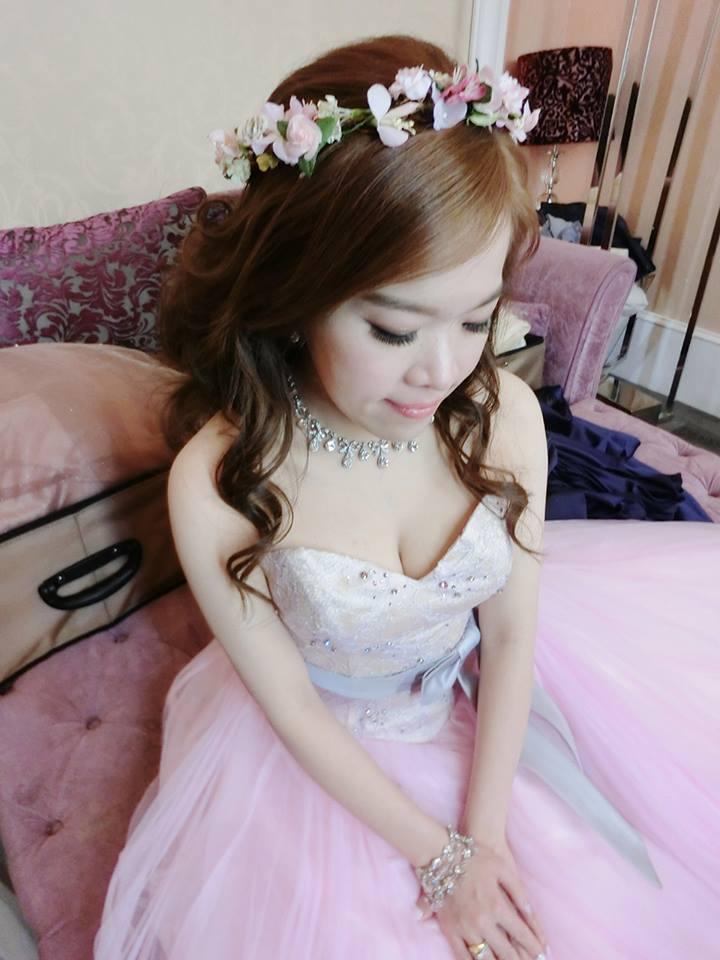 (編號:199420) - Beautiful makeup新秘培培 - 結婚吧一站式婚禮服務平台