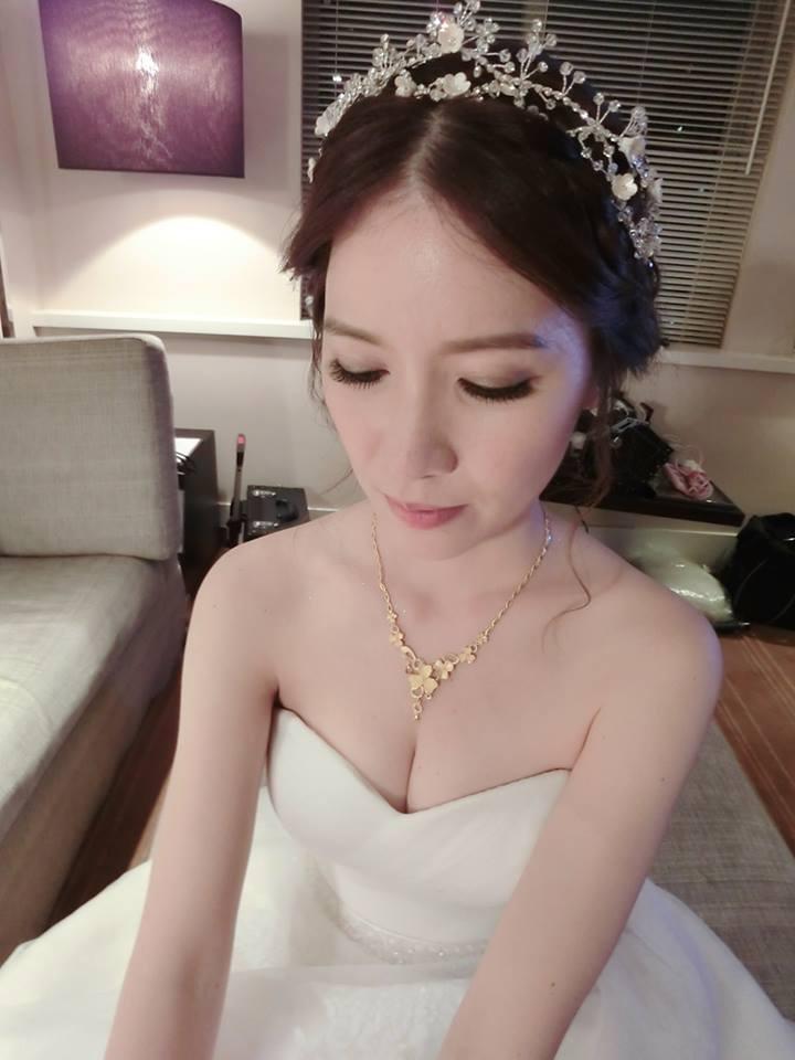 新娘~千鈺訂婚之喜(編號:199428) - Beautiful makeup新秘培培《結婚吧》