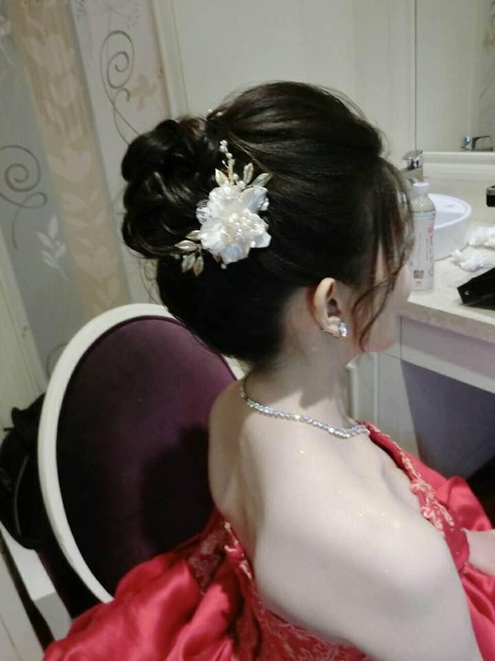 新娘~ 巧玲補請之喜(編號:288663) - Beautiful makeup新秘培培 - 結婚吧