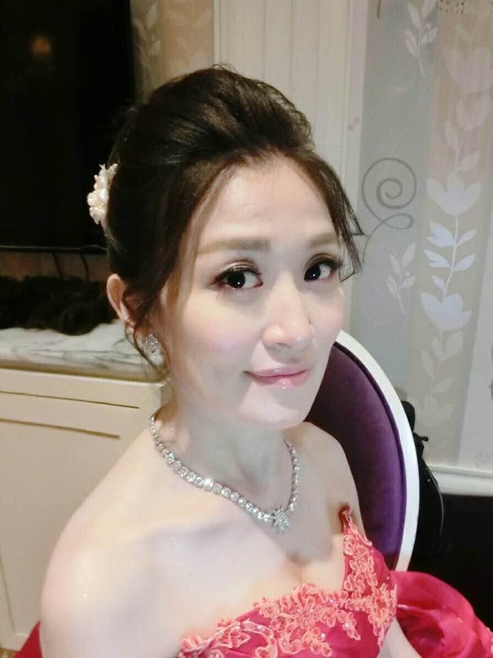 新娘~ 巧玲補請之喜(編號:288669) - Beautiful makeup新秘培培 - 結婚吧