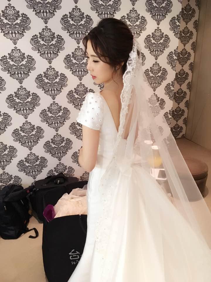 新娘~ 家慧訂結婚之喜(編號:308362) - Beautiful makeup新秘培培 - 結婚吧