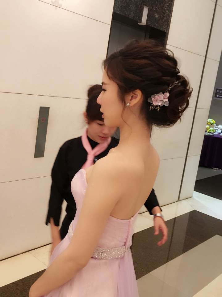 新娘~ 家慧訂結婚之喜(編號:308365) - Beautiful makeup新秘培培 - 結婚吧