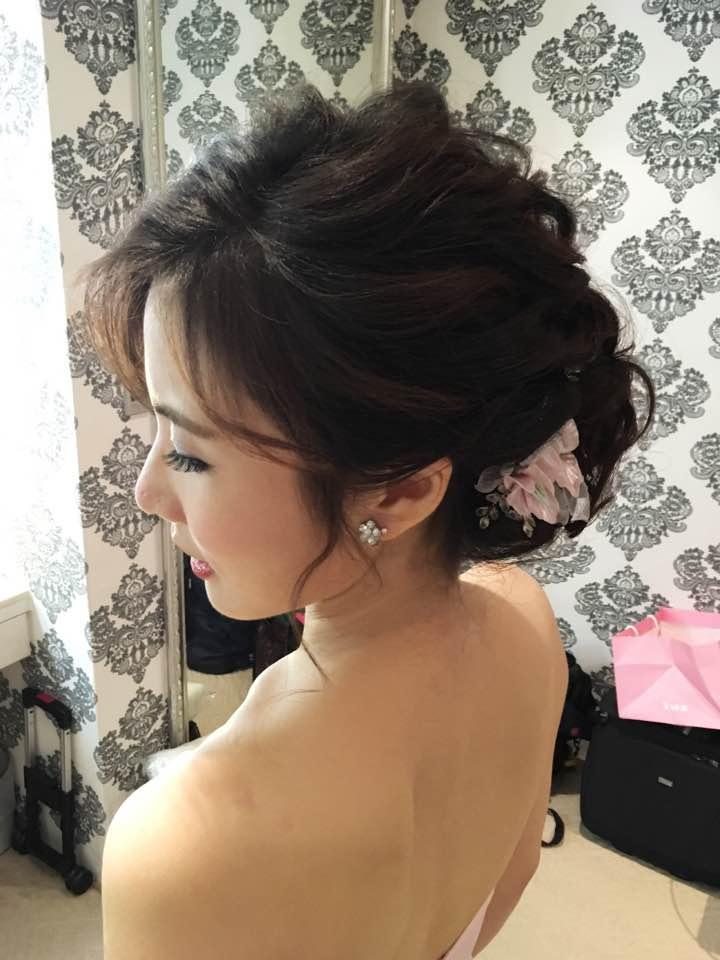 新娘~ 家慧訂結婚之喜(編號:308366) - Beautiful makeup新秘培培 - 結婚吧