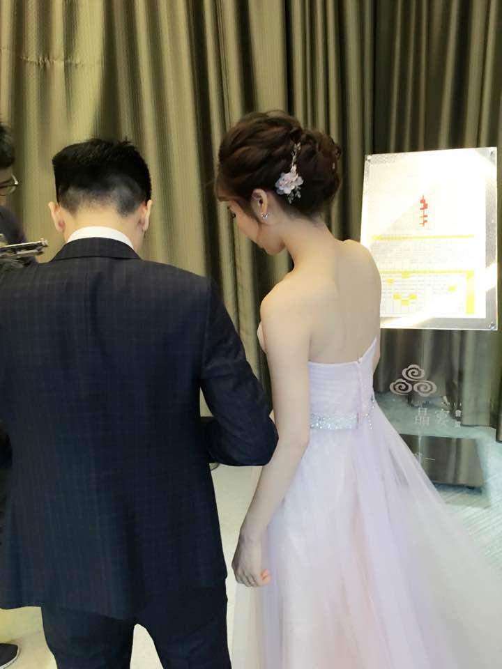 新娘~ 家慧訂結婚之喜(編號:308368) - Beautiful makeup新秘培培 - 結婚吧