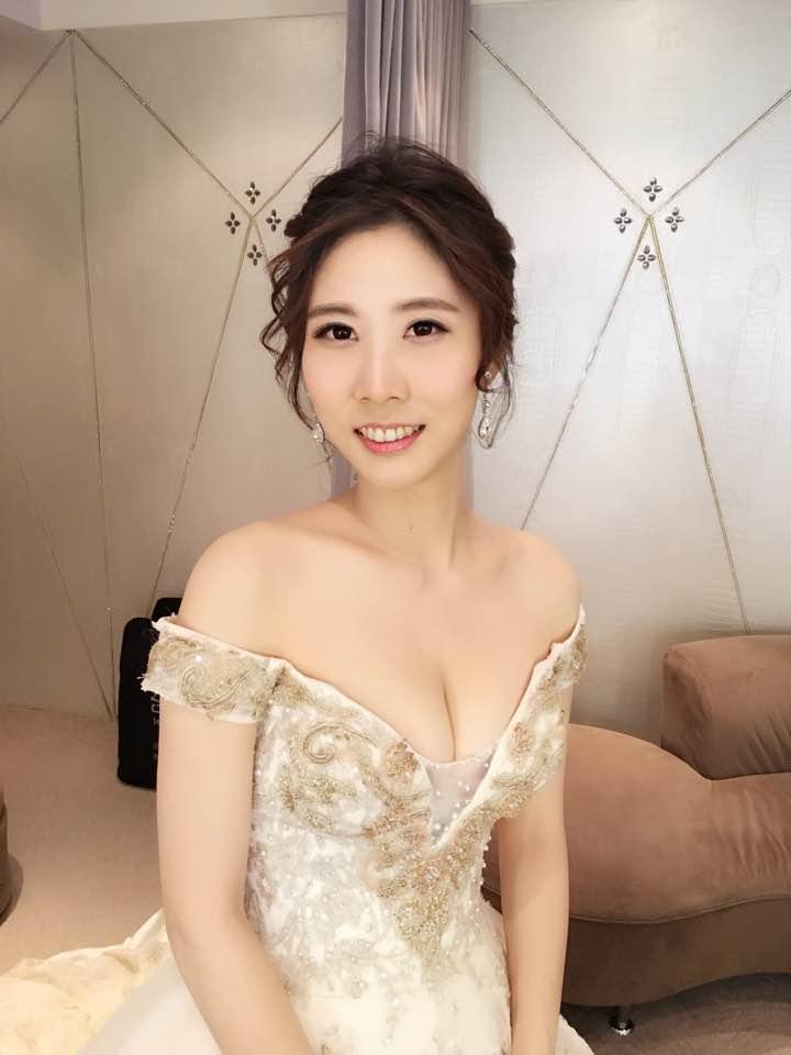 新娘~ 家慧訂結婚之喜(編號:308370) - Beautiful makeup新秘培培 - 結婚吧