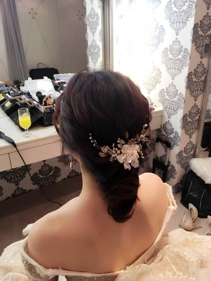 新娘~ 家慧訂結婚之喜(編號:308371) - Beautiful makeup新秘培培 - 結婚吧