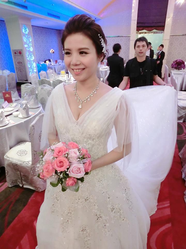(編號:377371) - Beautiful makeup新秘培培 - 結婚吧